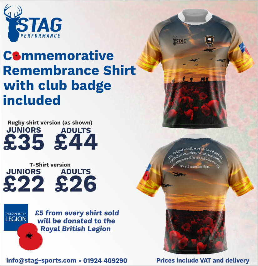 Commemorative Remembrance Shirt